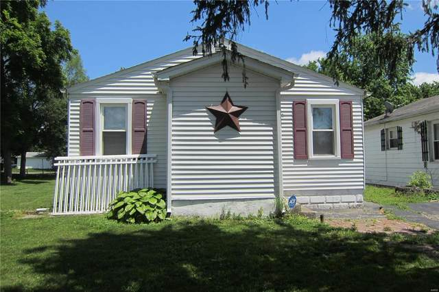 1314 N 7th Street, Vandalia, IL 62471 (#21041002) :: Parson Realty Group