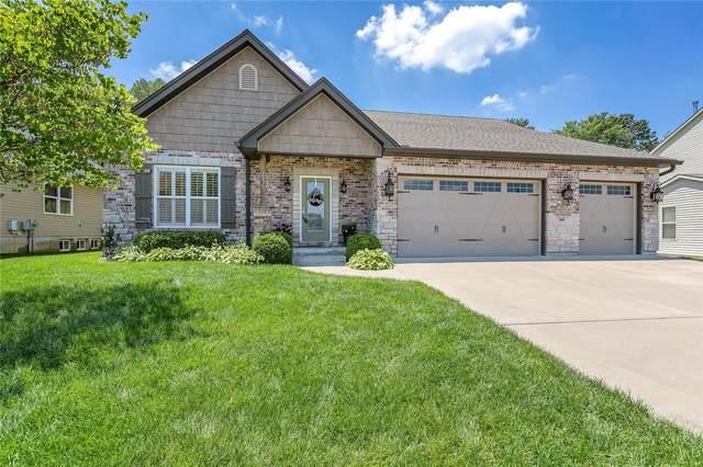 1736 Wellington Woods Drive, Eureka, MO 63025 (#21041011) :: The Becky O'Neill Power Home Selling Team