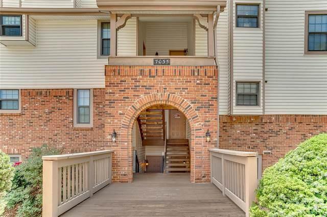 7035 Green Tee B, St Louis, MO 63129 (#21041024) :: Walker Real Estate Team