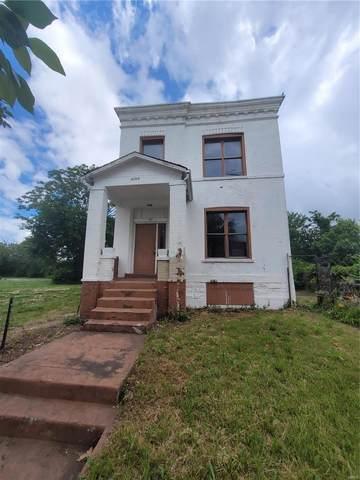 4369 Evans Avenue, St Louis, MO 63113 (#21041028) :: Kelly Hager Group | TdD Premier Real Estate