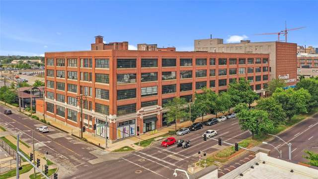 4100 Forest Park Avenue #210, St Louis, MO 63108 (#21041036) :: The Becky O'Neill Power Home Selling Team