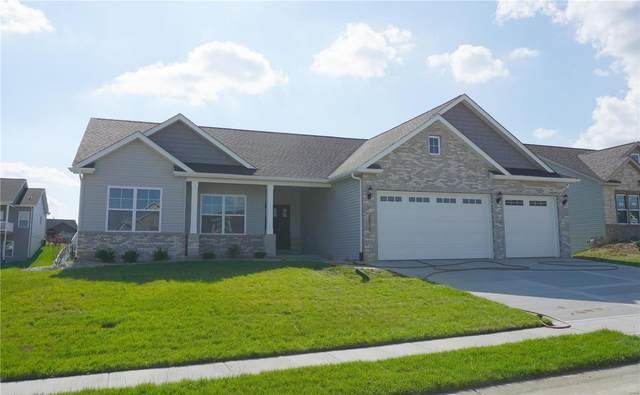 1831 Crimson Oak Drive, Maryville, IL 62062 (#21041071) :: Hartmann Realtors Inc.