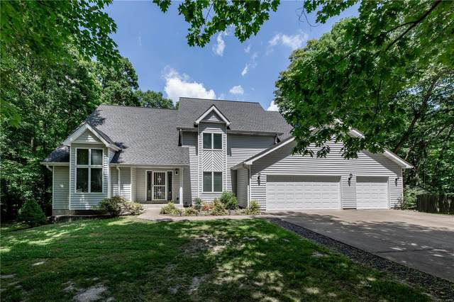 9 Persimmon Ridge Court, Defiance, MO 63341 (#21041090) :: Clarity Street Realty