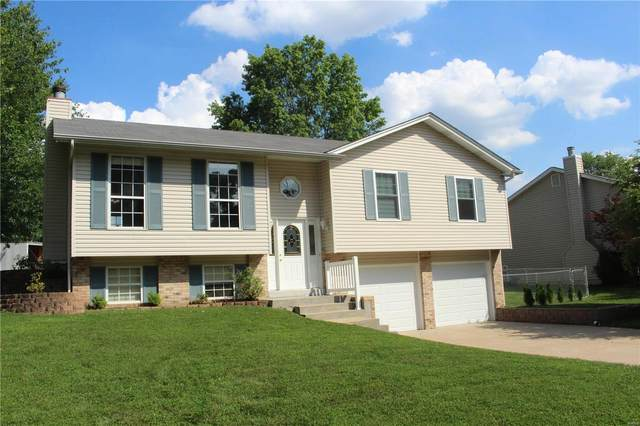 1214 Golden Harvest Drive, Saint Peters, MO 63376 (#21041102) :: Clarity Street Realty
