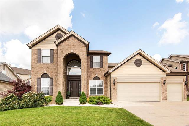 3063 Strawberry Ridge Drive, Arnold, MO 63010 (#21041104) :: The Becky O'Neill Power Home Selling Team