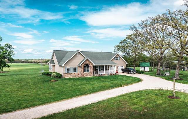 20000 State Route Ee, Saint James, MO 65559 (#21041109) :: Parson Realty Group