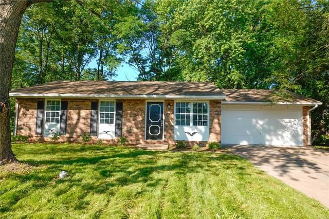 2109 E Belle Avenue, Belleville, IL 62221 (#21041110) :: Kelly Hager Group   TdD Premier Real Estate