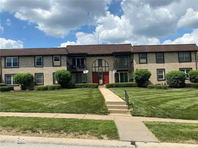 11927 Villa Dorado Drive B, St Louis, MO 63146 (#21041111) :: Kelly Hager Group   TdD Premier Real Estate