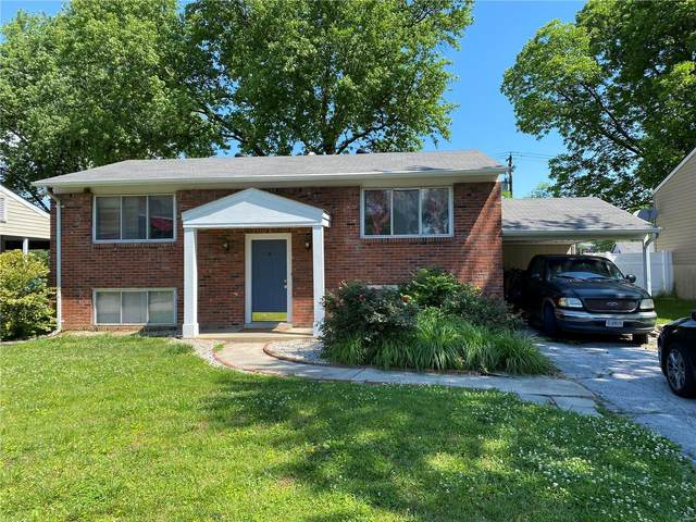 11821 Brookmont, Maryland Heights, MO 63043 (#21041122) :: Parson Realty Group