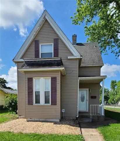 119 W 3rd Street, O'Fallon, IL 62269 (#21041129) :: Clarity Street Realty