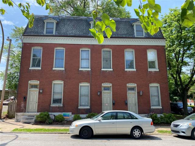 1932 President, St Louis, MO 63118 (#21041135) :: Clarity Street Realty