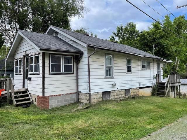 117 W Jefferson, Vandalia, IL 62471 (#21041152) :: Clarity Street Realty