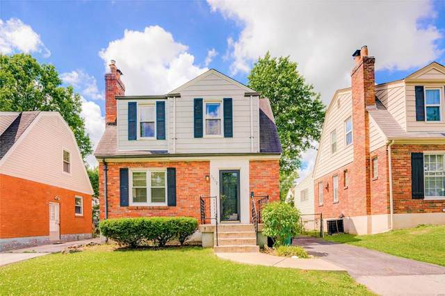 7512 Hillsdale Drive, St Louis, MO 63121 (#21041159) :: Reconnect Real Estate