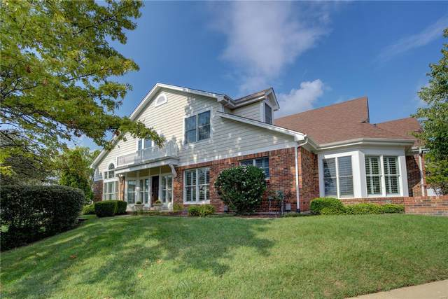 14685 Amberleigh Hill Court, Chesterfield, MO 63017 (#21041162) :: Clarity Street Realty