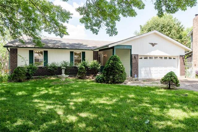 7009 Orchard Meadows Court, St Louis, MO 63129 (#21041163) :: Realty Executives, Fort Leonard Wood LLC