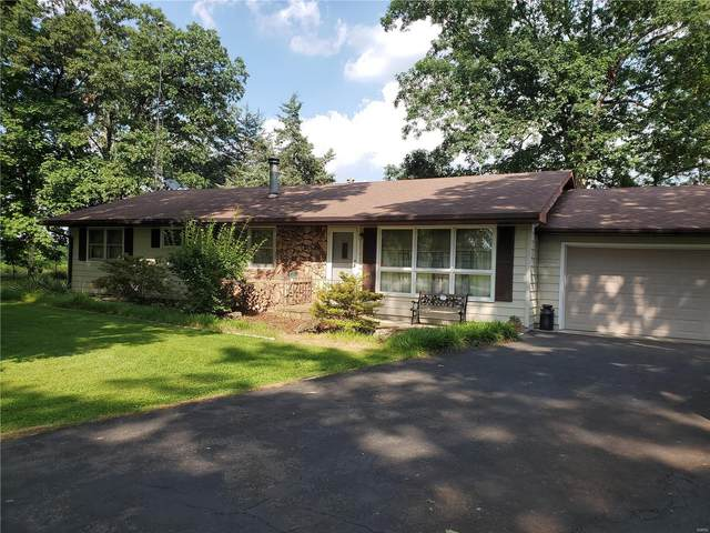 4264 Palestine Road, CHESTER, IL 62233 (#21041168) :: Clarity Street Realty