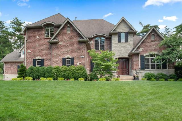 24 Williamsburg Estates Drive, Town and Country, MO 63131 (#21041173) :: Kelly Hager Group | TdD Premier Real Estate