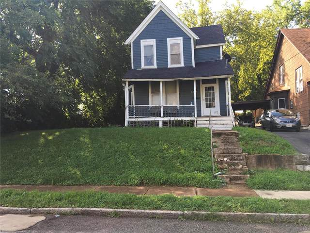 6240 Famous Avenue, St Louis, MO 63139 (#21041183) :: The Becky O'Neill Power Home Selling Team