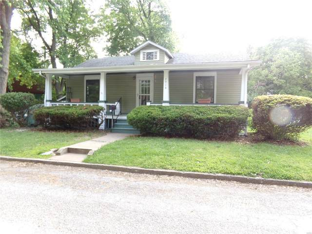 2910 Reiss, Belleville, IL 62226 (#21041185) :: Parson Realty Group