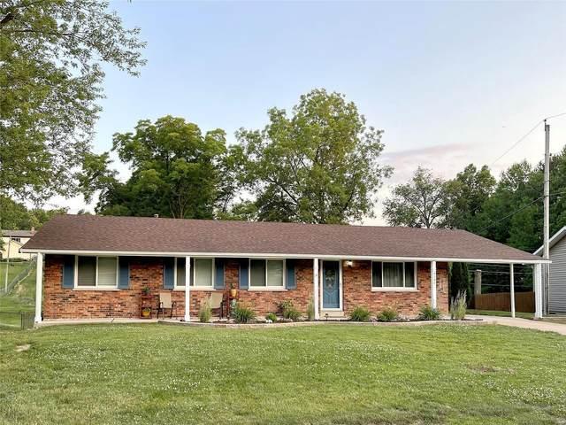 4106 Fuller, Bridgeton, MO 63044 (#21041192) :: Kelly Hager Group | TdD Premier Real Estate