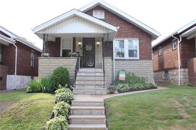 6111 Adkins Avenue, St Louis, MO 63116 (#21041193) :: Hartmann Realtors Inc.