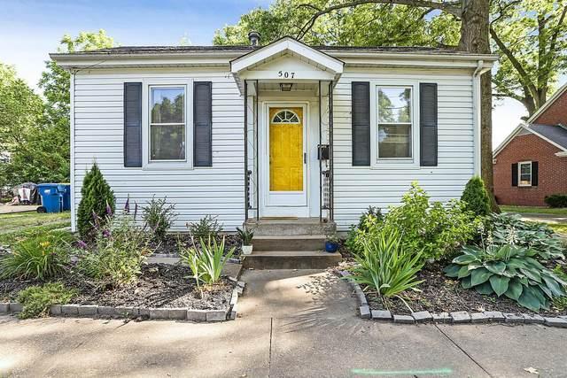 507 N Kansas Street, Edwardsville, IL 62025 (#21041209) :: Fusion Realty, LLC