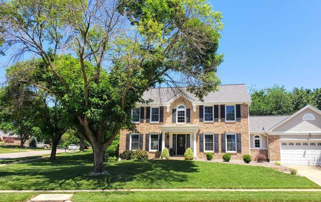 228 Timber Wind Drive, Wildwood, MO 63011 (#21041218) :: Parson Realty Group