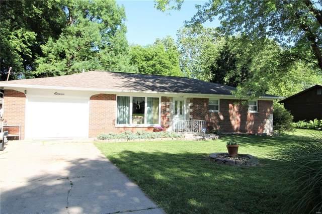 11 Claydale, Caseyville, IL 62232 (#21041222) :: Jeremy Schneider Real Estate