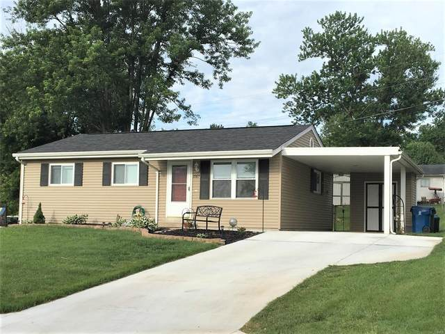 2327 Weedel Drive, Arnold, MO 63010 (#21041232) :: Krch Realty