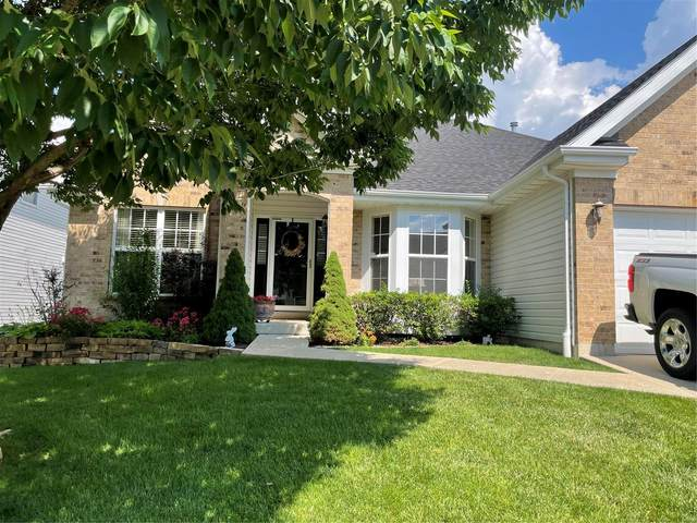 104 Brookfield Blvd, Wentzville, MO 63385 (#21041235) :: Kelly Hager Group | TdD Premier Real Estate