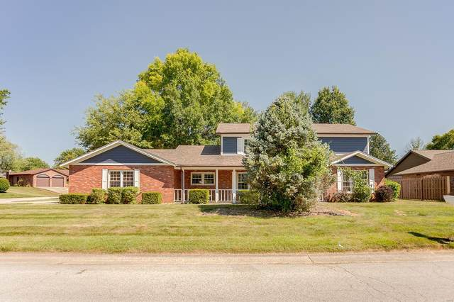 212 Lake Stratford Drive, Fairview Heights, IL 62208 (#21041236) :: Fusion Realty, LLC