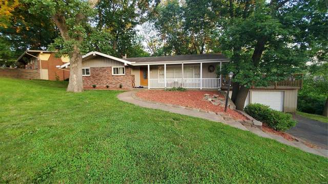 4 Fawnridge, St Louis, MO 63146 (#21041247) :: The Becky O'Neill Power Home Selling Team