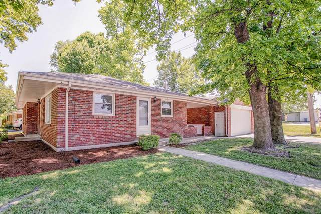 10 Mark Drive, Fairview Heights, IL 62208 (#21041261) :: Realty Executives, Fort Leonard Wood LLC
