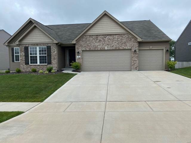 70 Bull Run Way, Wentzville, MO 63385 (#21041265) :: Kelly Hager Group | TdD Premier Real Estate
