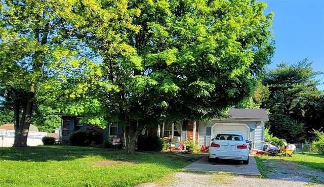 3730 Joyce Street, Granite City, IL 62040 (#21041278) :: Hartmann Realtors Inc.