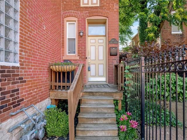 2609 Lemp Avenue A, St Louis, MO 63118 (#21041279) :: Blasingame Group | Keller Williams Marquee