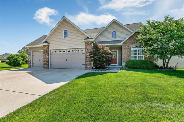 1373 Orchard Lakes Circle, Belleville, IL 62220 (#21041282) :: Fusion Realty, LLC