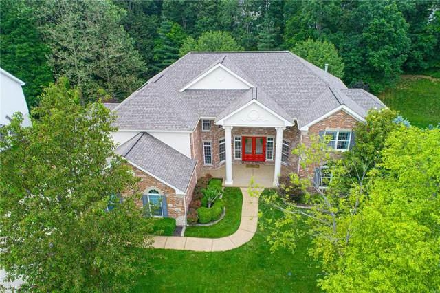 1263 Polo Lake Drive, Ellisville, MO 63021 (#21041286) :: Parson Realty Group