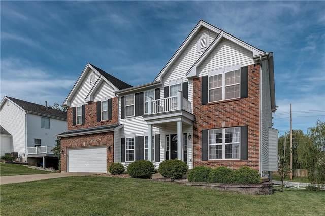 9 Lexington Pass, O'Fallon, MO 63366 (#21041301) :: The Becky O'Neill Power Home Selling Team