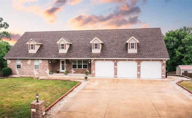 19624 Longview, Waynesville, MO 65583 (#21041318) :: Parson Realty Group
