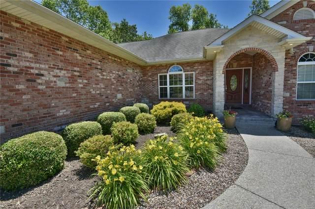 2216 Anniston Drive, Washington, MO 63090 (#21041333) :: Jeremy Schneider Real Estate