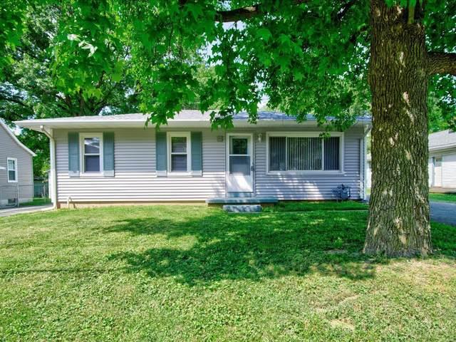 1412 4th Avenue, Belleville, IL 62220 (#21041344) :: Parson Realty Group