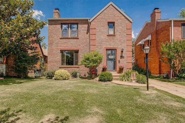 5739 Pernod Avenue, St Louis, MO 63139 (#21041345) :: PalmerHouse Properties LLC