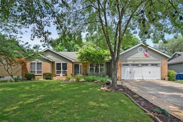 33 Dawnridge Drive, Hazelwood, MO 63042 (#21041358) :: The Becky O'Neill Power Home Selling Team