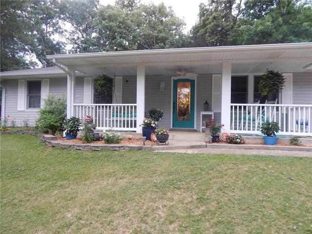 8645 Reichl Drive, Cedar Hill, MO 63016 (#21041364) :: Parson Realty Group