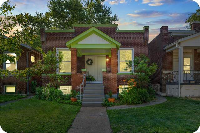 4416 Grace Avenue, St Louis, MO 63116 (#21041372) :: Jenna Davis Homes LLC