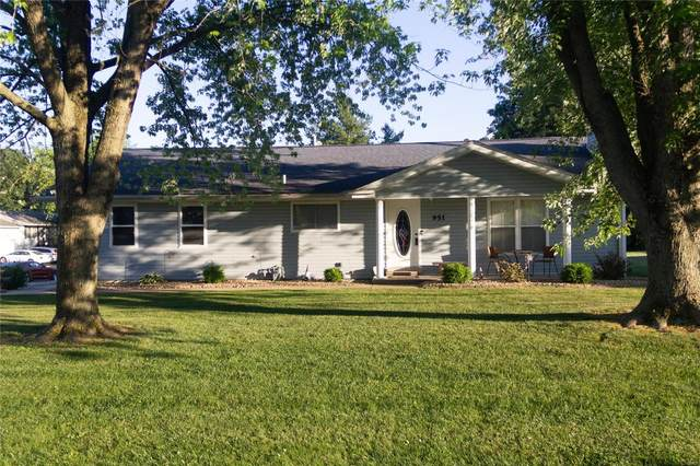 951 Catalina Drive, Edwardsville, IL 62025 (#21041378) :: Century 21 Advantage