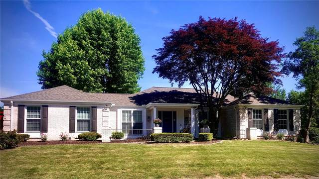 327 Portico Court, Chesterfield, MO 63017 (#21041388) :: Parson Realty Group