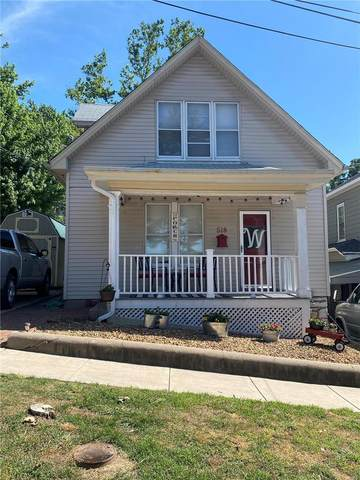 518 Summit Street, Alton, IL 62002 (#21041408) :: Realty Executives, Fort Leonard Wood LLC
