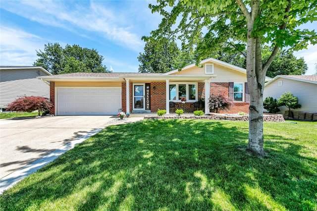3032 Valley Vista Drive, Saint Peters, MO 63376 (#21041423) :: Matt Smith Real Estate Group